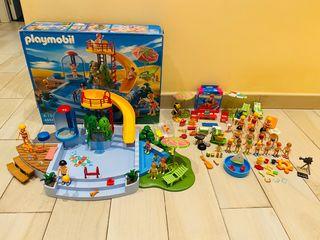 Playmobil 4858 GRAN LOTE+MOTO REGALO