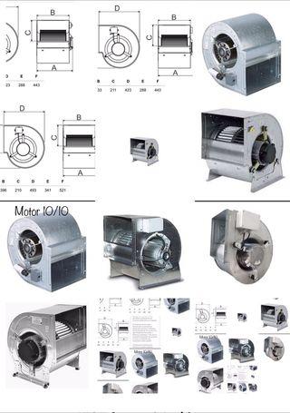 Extractor campana