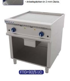 Frytop FTG92/ SLC