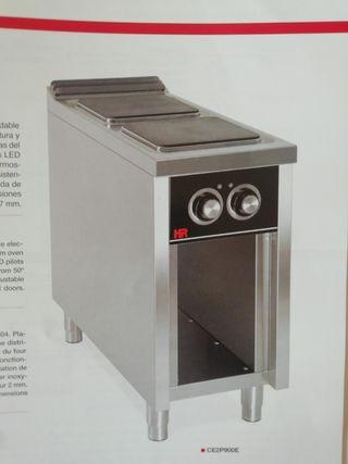 cocinas industriales eléctricas HR potentes