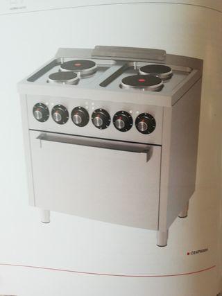 cocina eléctrica industrial HR nuevas
