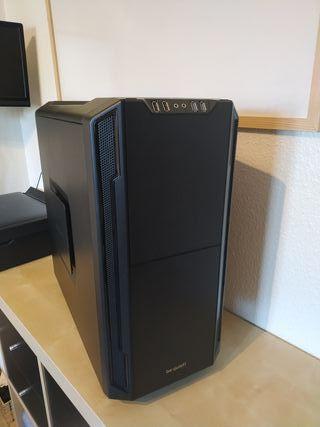Ordenador Gaming Silencioso i5 Gtx1060 aorus 16gb