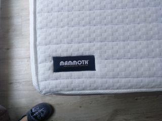 Double mattress Medical Grade Foam