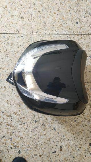 Maleta / Baúl de moto Honda 125