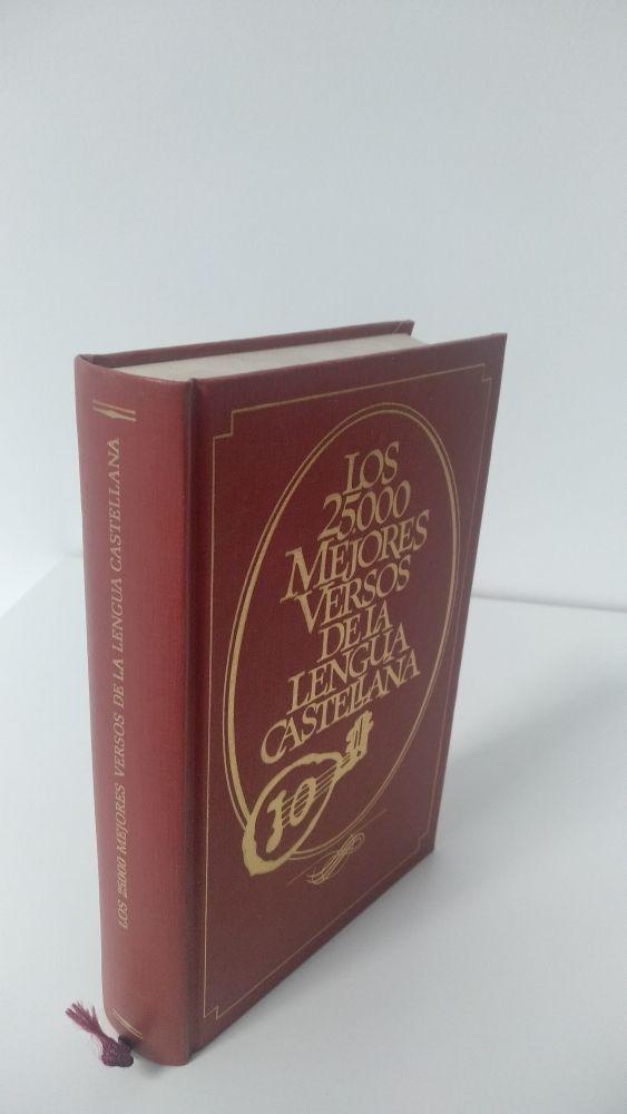 Los 25000 mejores versos de la lengua castellana,