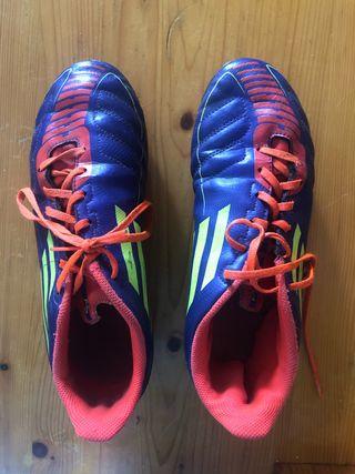 Botas fútbol adidas F50