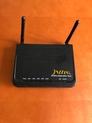 Router antiguo