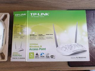 Amplificador WIFI / Punto de acceso TPLINK