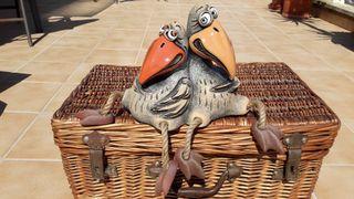 Hucha cerámica artesanal decorativa (NUEVO)