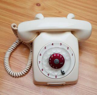 Teléfono Vintage Sueco años 60,70