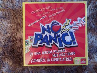 No Panic - Juego de mesa