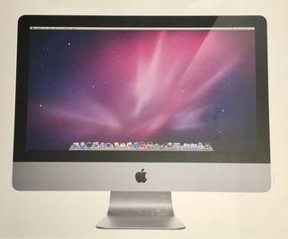 iMac i5 sobremesa. Año 2012