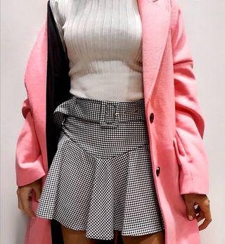 falda pantalón, Zara