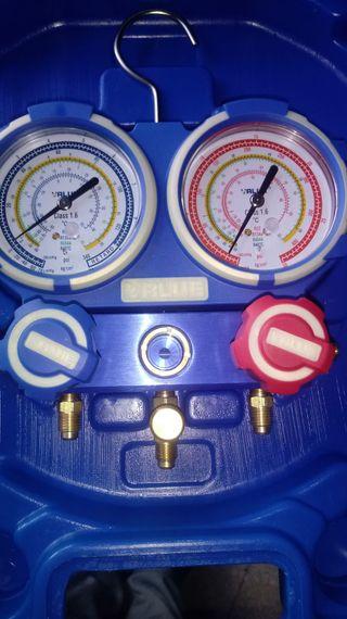 Maletin Analizador para gases refrigerantes