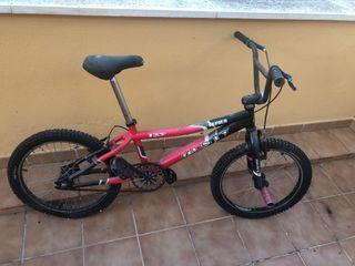 Bicicleta monty 139 series