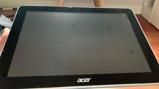 Tablet modelo acer