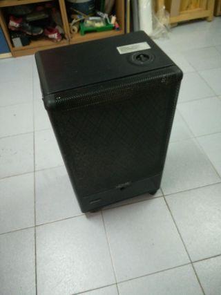 estufa de gas butano