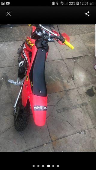 lem 50cc dirtbike