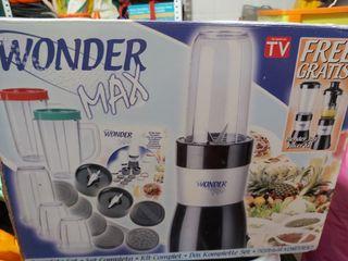 Trituradora Batidora Mezcladora - Wonder Max