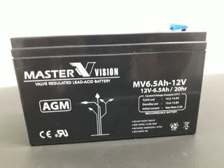 bateria 12v 6.5Ah