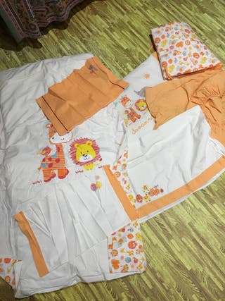 Conjunto completo cuna prenatal