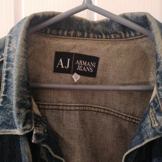 men's Armani Denim jacket