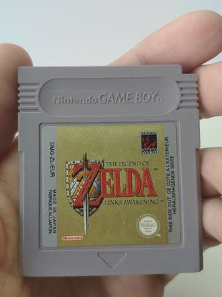 Zelda links awakening de consola Nintendo Game boy