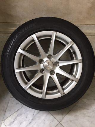 "Llantas Audi TT 225/55 R16"""