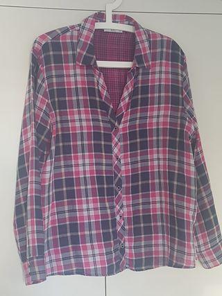 Camisa mujer, talla XL, marca EDC