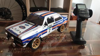 Coche rc The Rally Legends
