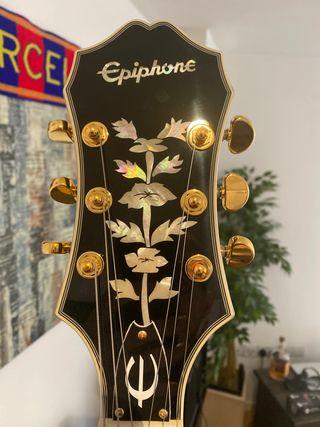 Epiphone Sheraton II Pro Midnight Sapphire