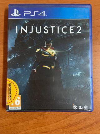 Videojuego Injustice 2
