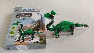 Lego de construcción Dinosaurio