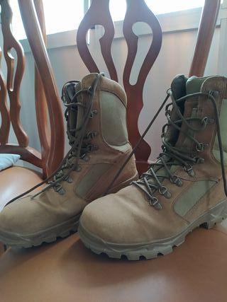 botas áridas militares del 45