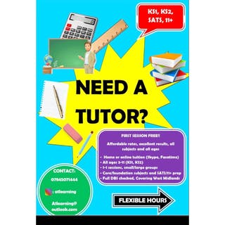 Home Online Tuition KS1 KS2 11+ Maths English Free