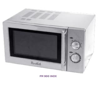 Microondas profesional FM900 INOX