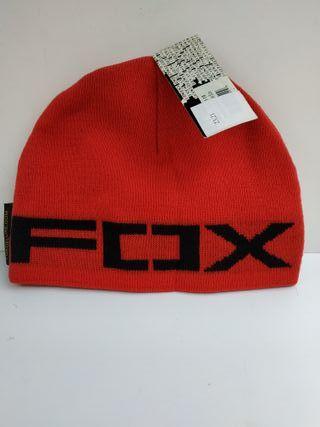 Gorro de lana FOX
