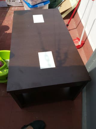 Mesa abatible de madera en perfecto estado,
