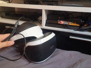 KIT PS VR 2.0 + 13 JUEGOS