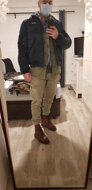 chaqueta Schott talla xl