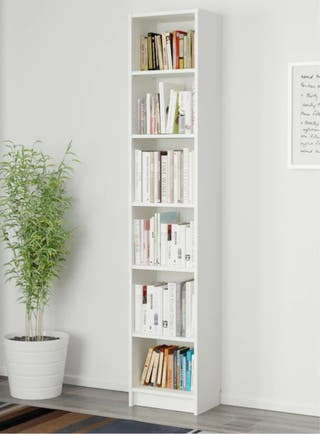 Libreria Con Ante In Vetro Ikea.Top Five Libreria Billy Ikea 40x28x202 Con Ante