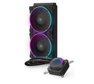 EG 240MM SPIRE RGB CPU LIQUID COOLER/AiO