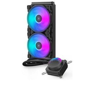 EG 240MM HALO RGB CPU LIQUID COOLER/AiO