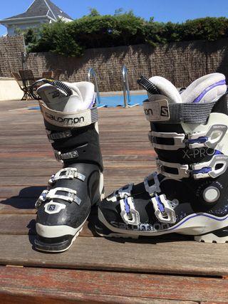 Botas esquiar mujer Salomon Xpro X70