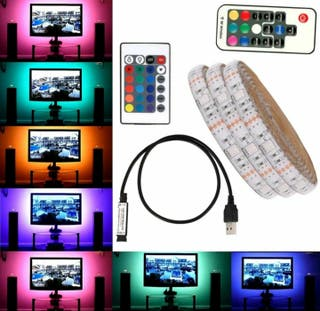 RGB LED STRIPS + LED CONTROLLER
