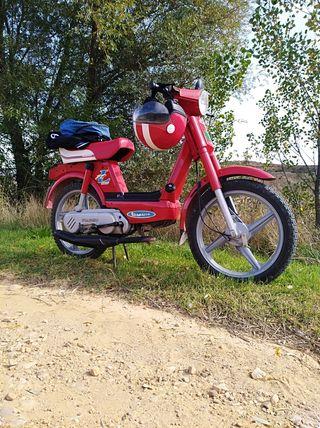 moto vespino NLX