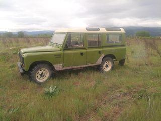 Land Rover santana 1986