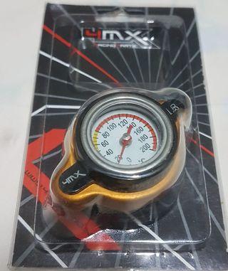tapon radiador reloj temperatura