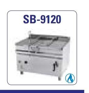 Sarten basculante SB9120