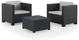 Shaf Conjunto Set Muebles de jardín y terraza Diva